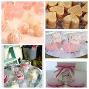 Sweet Wedding Favours