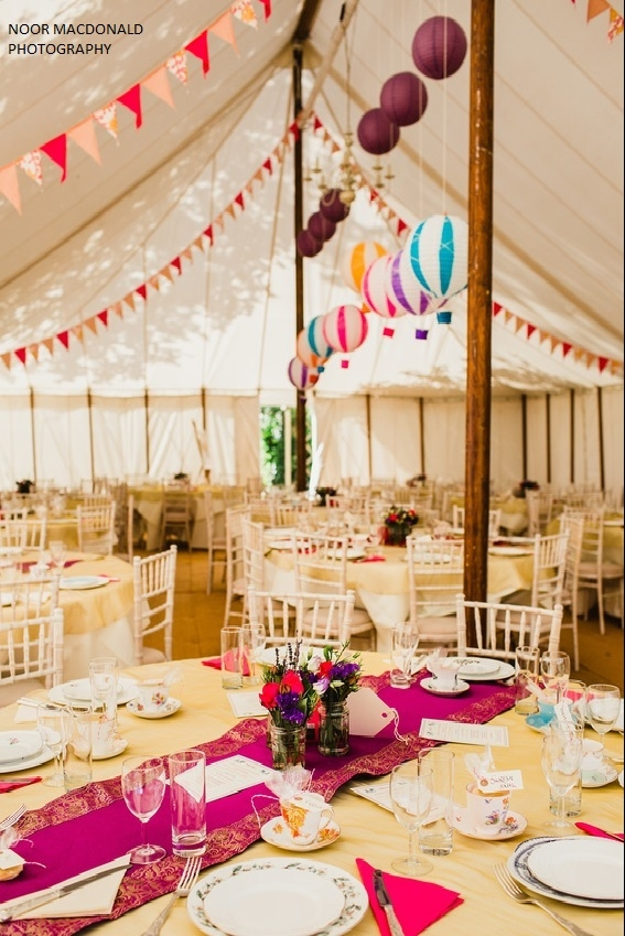 Considering a Wedding Marquee?