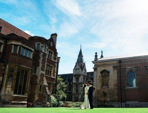 Wedding Planner Cambridge Colleges