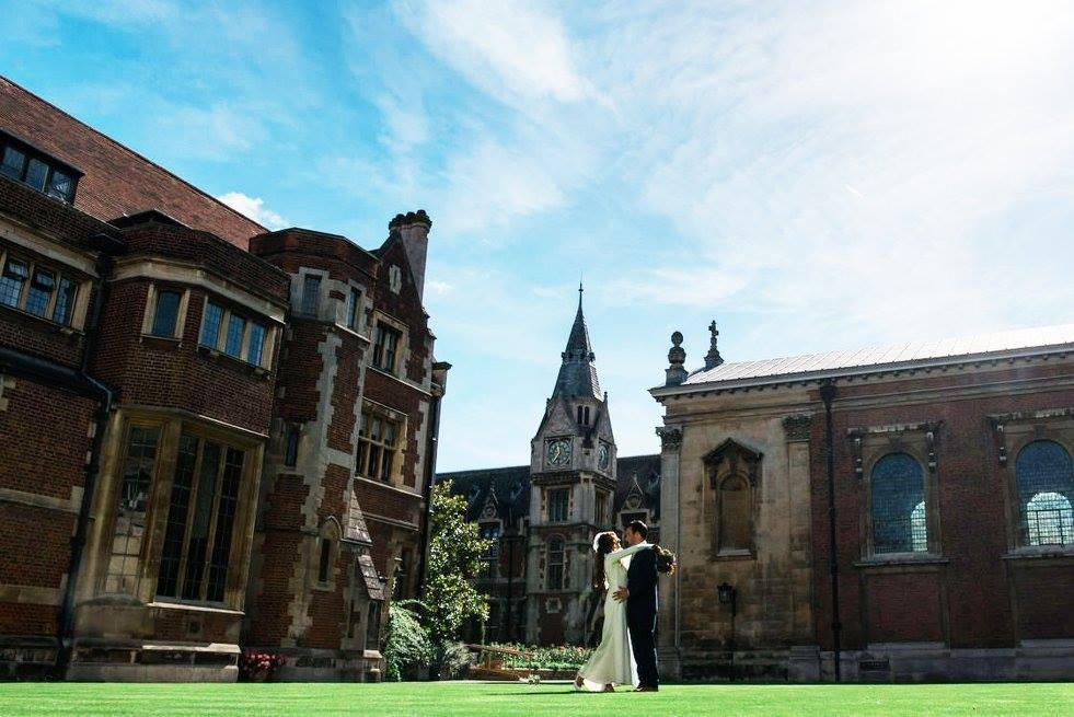 Wedding Planner Cambridge Colleges